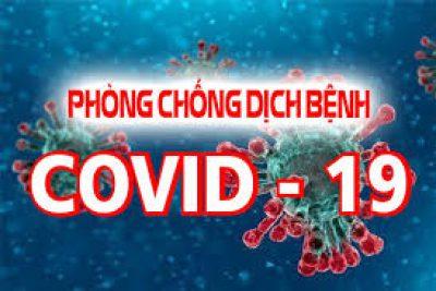 Cho học sinh, học viên nghỉ học để phòng chống dịch Covid-19