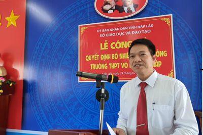 Lễ khai giảng lần thứ nhất, năm học 2021-2022
